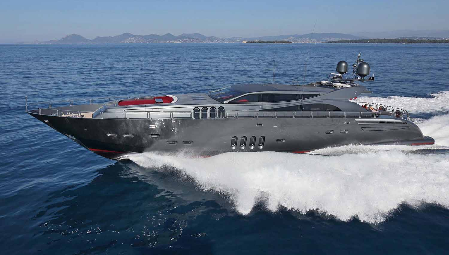 If You Think This Yacht Looks Badass, Wait Until You See the Inside!