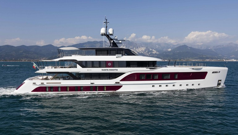 L4P's Five Most Anticipated Superyachts at the 2016 Monaco Yacht Show: Admiral Quinta Essentia