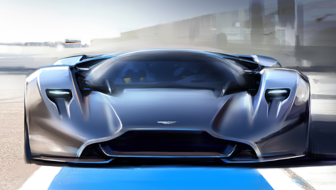 Aston Martin and Red Bull Racing Are Creating A Hybrid Hypercar