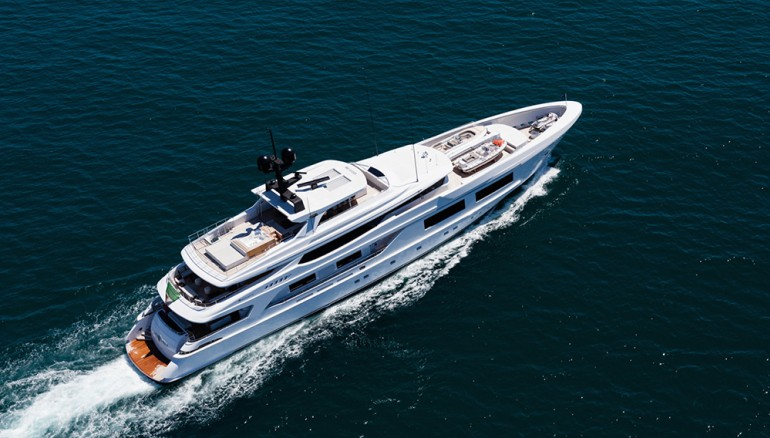 L4P's Five Most Anticipated Superyachts at the 2016 Monaco Yacht Show: Baglietto Unicorn