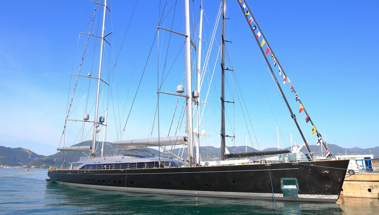 L4P's Five Most Anticipated Superyachts at the 2016 Monaco Yacht Show: Perini Navi Sybaris