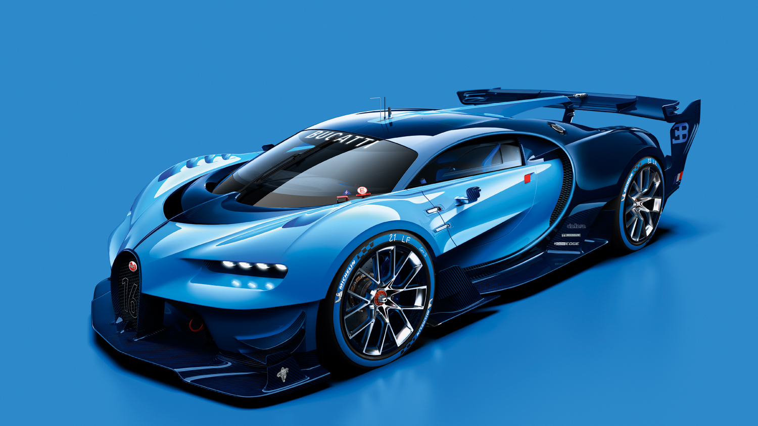 Bugatti's New Concept Car Makes Even the Veyron Look Slow