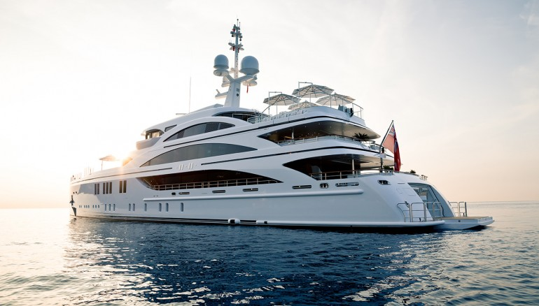 L4P's Five Most Anticipated Superyachts at the 2016 Monaco Yacht Show: Benetti FB264