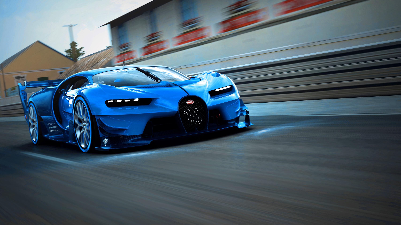 Bugatti Reveals Its Future SuperCar Right Now