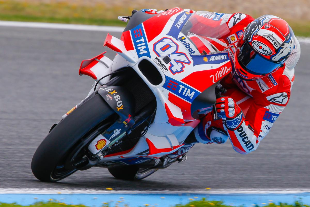 Ducati Wants to Stuff a MotoGP Engine in Your Next Superbike