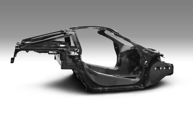 McLaren is Teasing its 650S Successor From the Inside Out