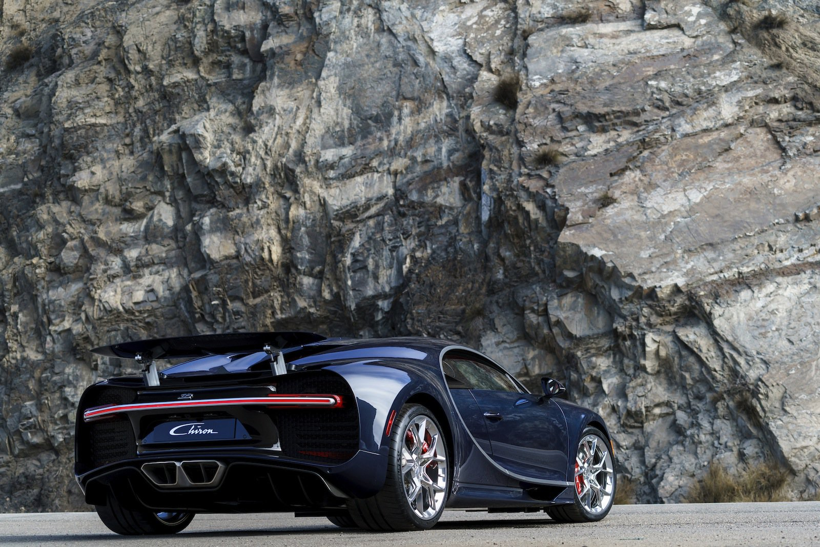 Photo Gallery: Bugatti Chiron Hits Monterey for U.S. Debut