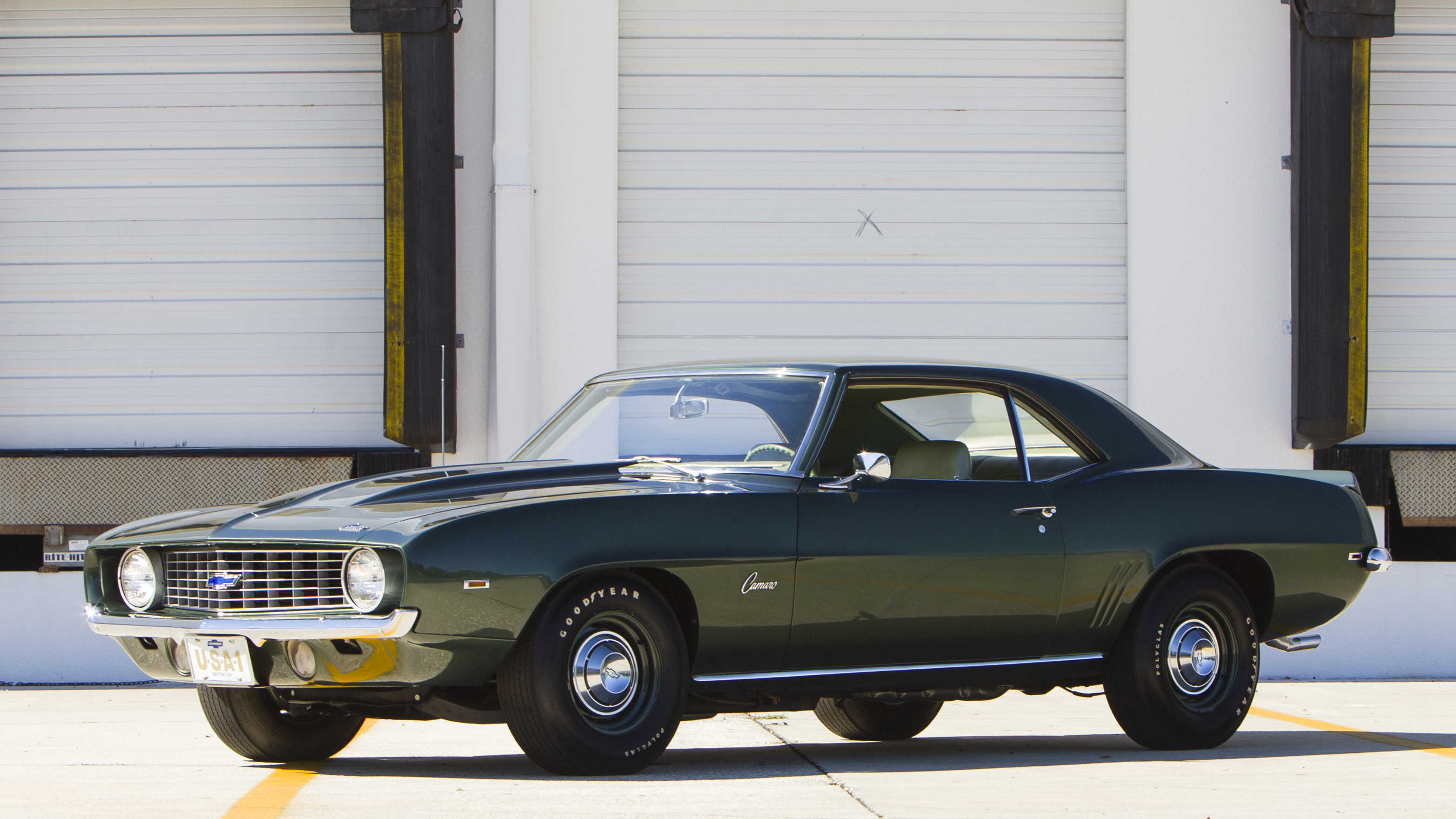 Would You Rather 1969 Ford Mustang Boss 429 Or 1969