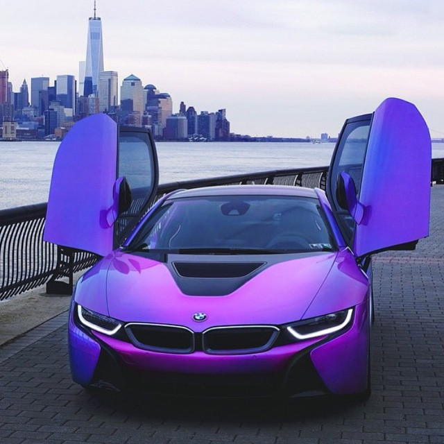 These 15 Cars Will Make You Fall In Love With The Color