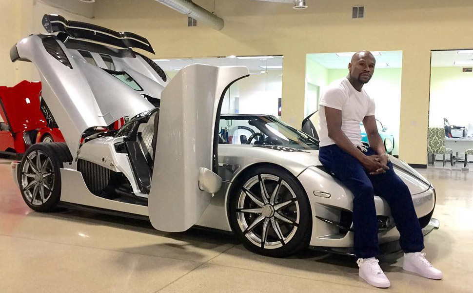 Floyd Mayweather Just Bought the World's Most Expensive Car!