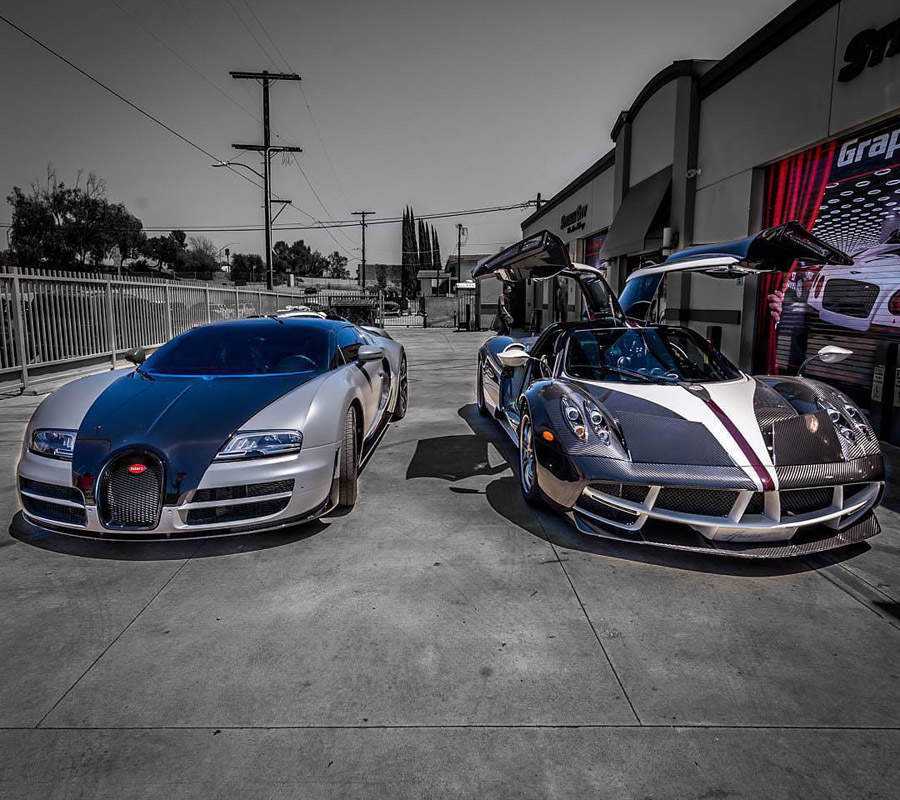 Start Your Day Off Right With Yesterday's 10 Best Exotic Car Photos