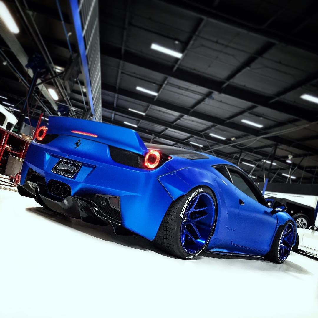 Justin Bieber S New Ferrari Is Absolutely Insane Luxury4play Com