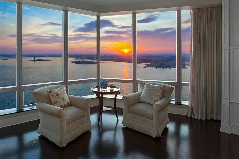 This Super Luxury New York Penthouse Comes With a Hefty Pricetag