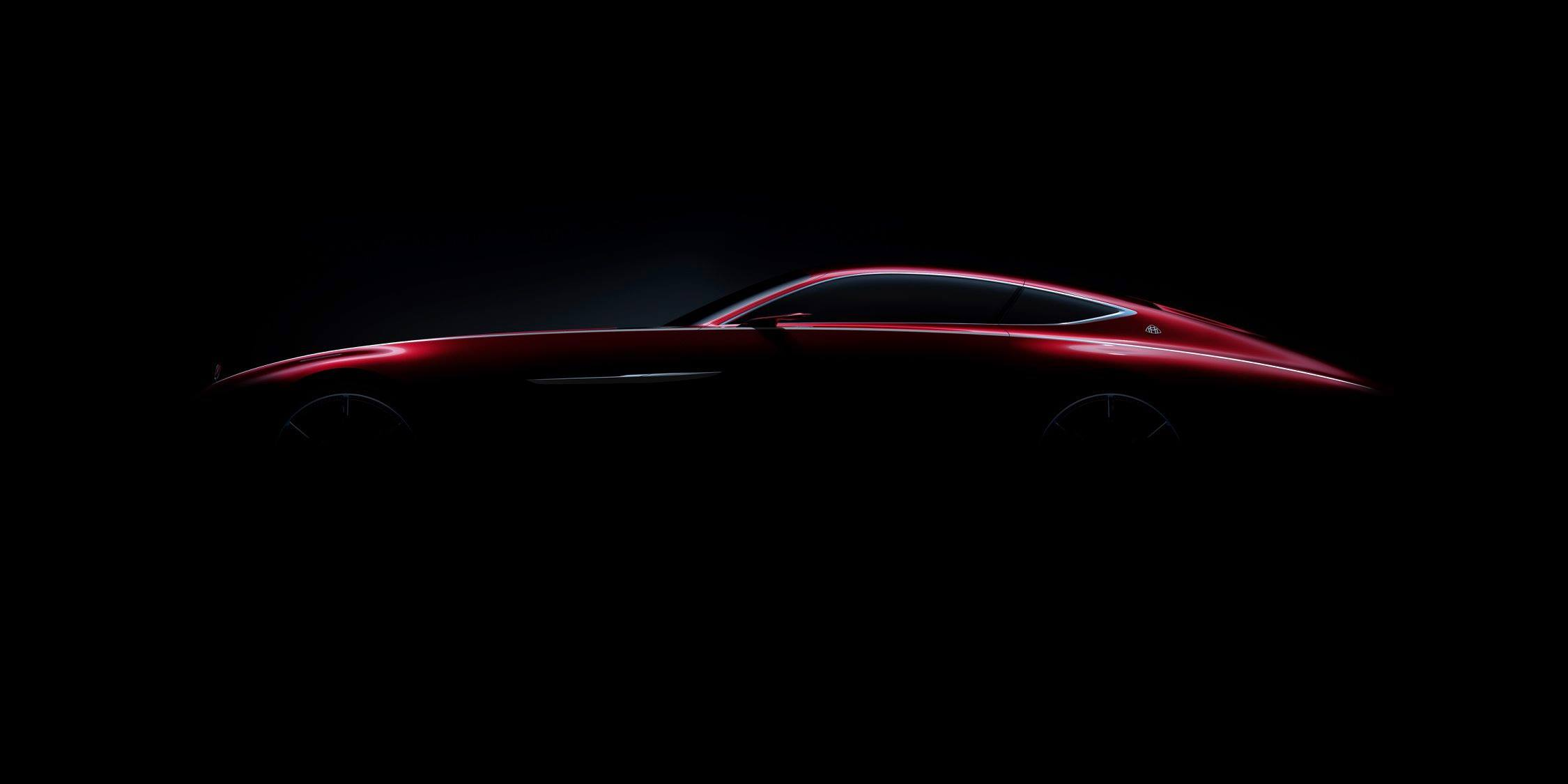 Mercedes-Maybach Just Teased its Most Luxurious Car Ever
