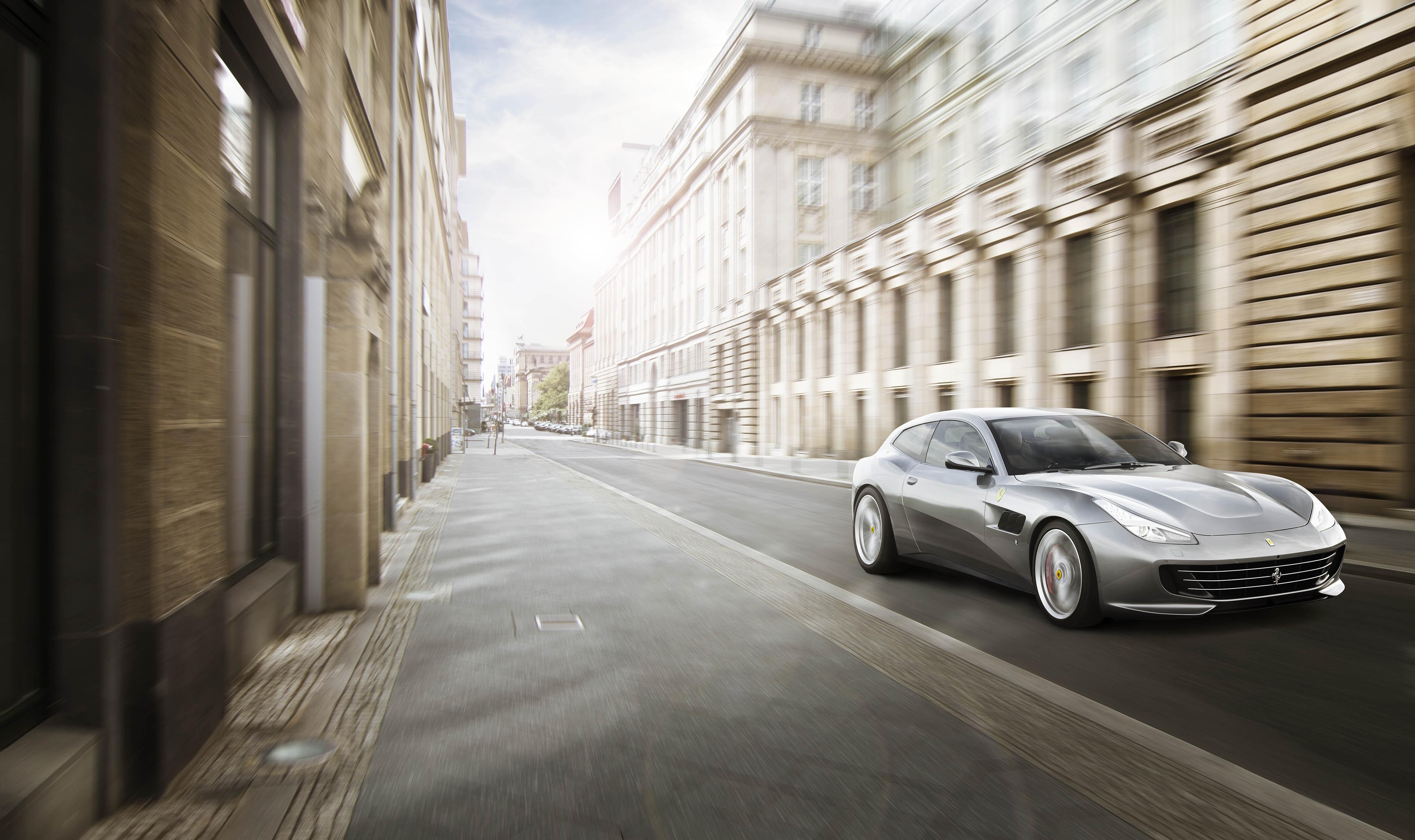 Ferrari GTC4Lusso T Adopts Turbo V8, Rear-Wheel Drive