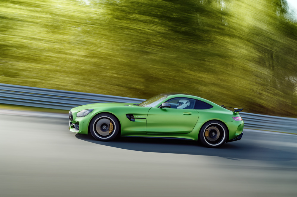 The Mercedes-AMG GT R Is Here To Dismantle Race Tracks—Here's a First Look
