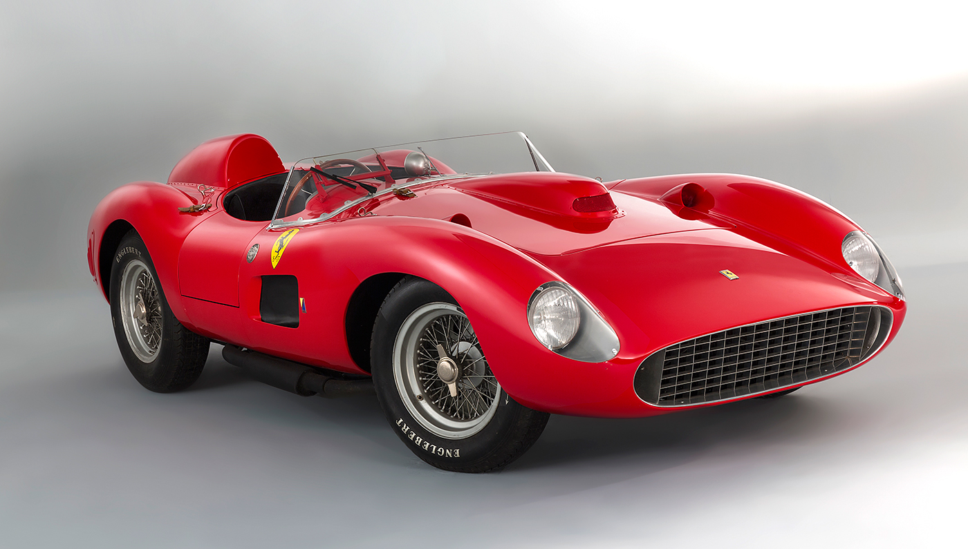 This Ferrari 335 S Will Probably Be the Most Expensive Car Ever to Sell at Auction