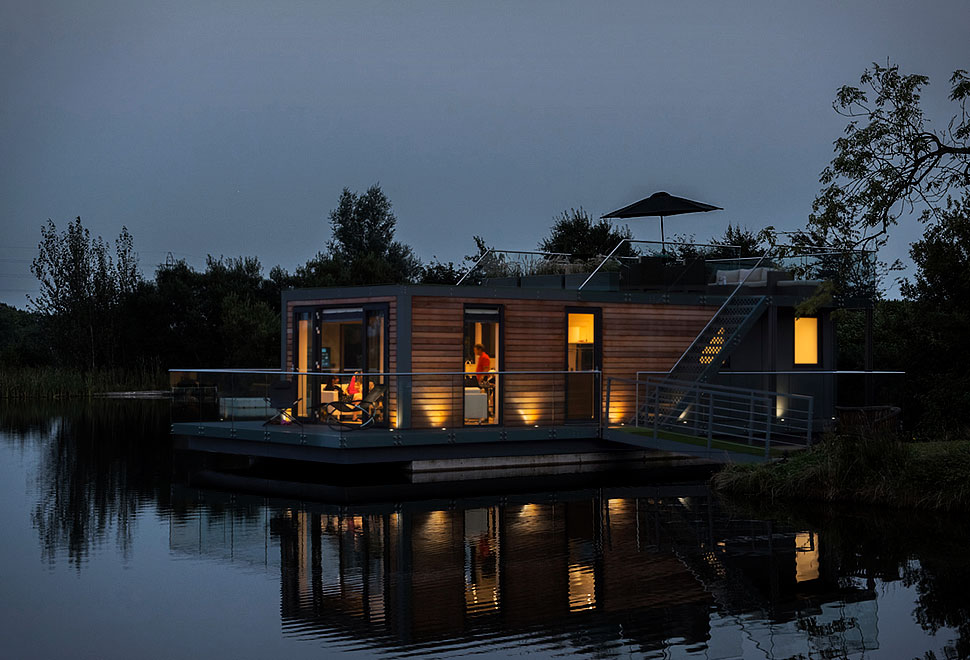 Living On The Water Has Never Been More Luxurious