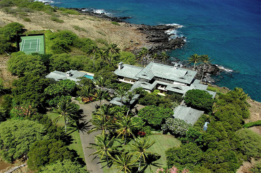 Take a Peek Inside This Spectacular Hawaiian Dream Home: The Puakea Bay Ranch