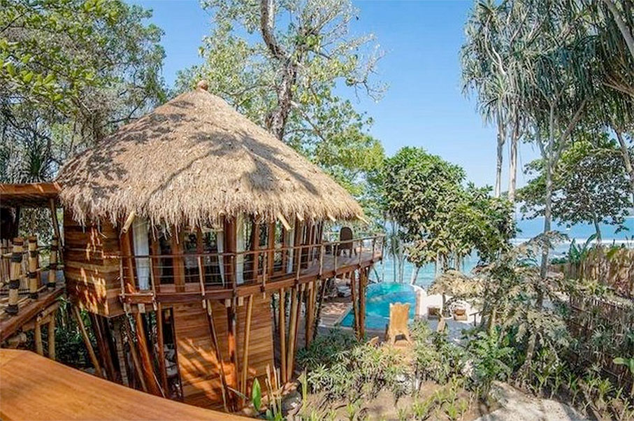 The Best Hotel In The World Looks Like a Millionaire's Treehouse