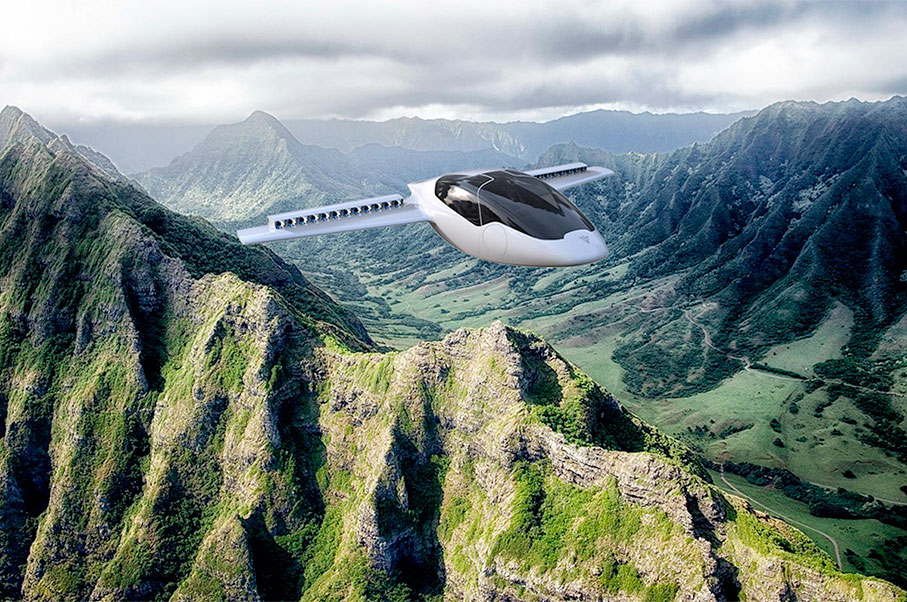 The Future of Flying Cars is Almost Here Thanks To This All-Electric Jet