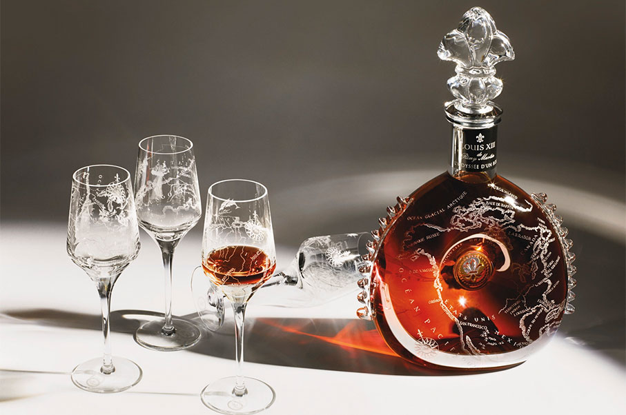 This Decanter Set Is Worth More Than Some Sports Cars