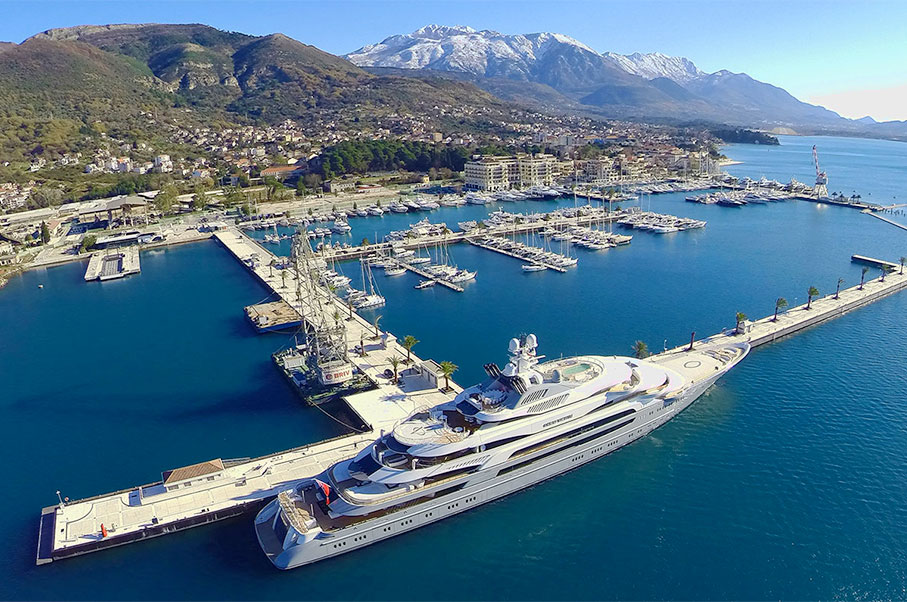 Montenegro is Now Home to The Largest Berth In The World