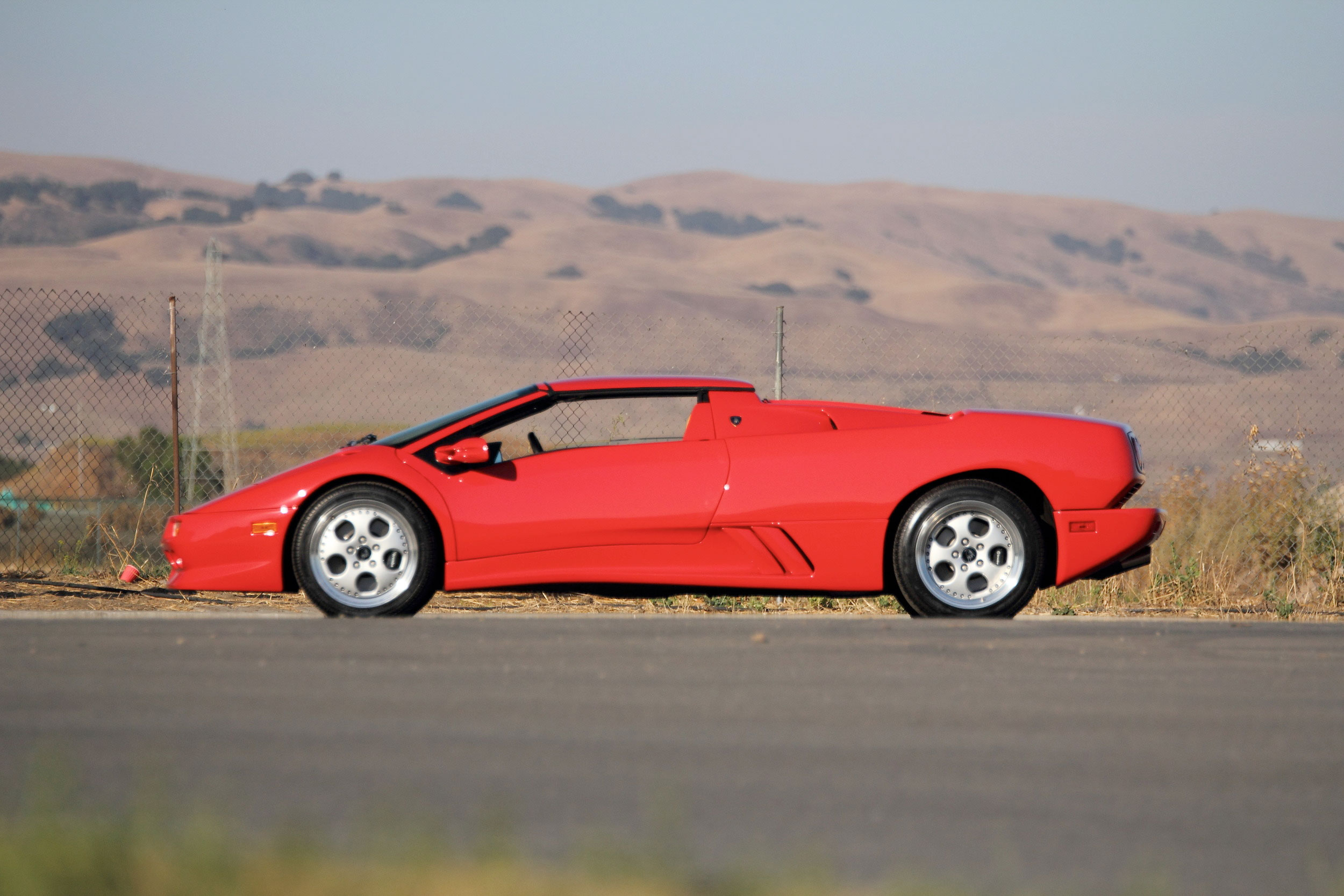 Now's Your Chance To Own George Foreman'sStunning 1997 Lamborghini Diablo
