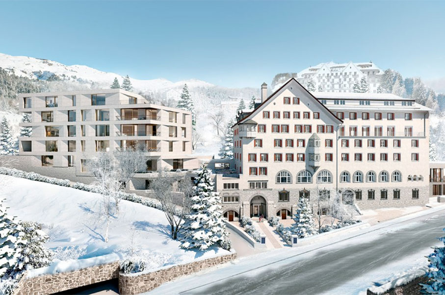 Canoodle With Millionaires in St.Moritz…