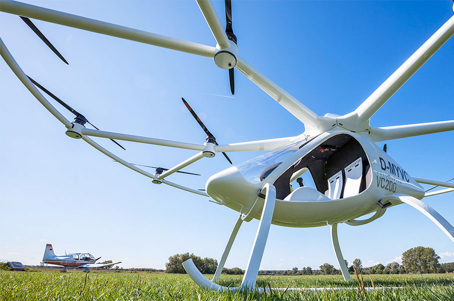 1Volocopter