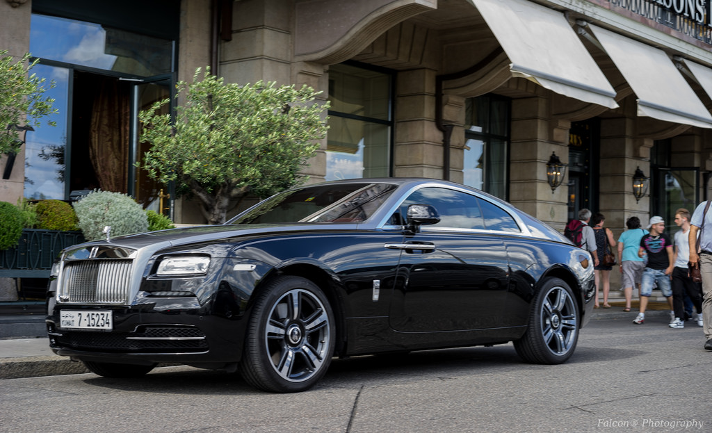 Rolls-Royce Wants to Sell You Another Wraith…