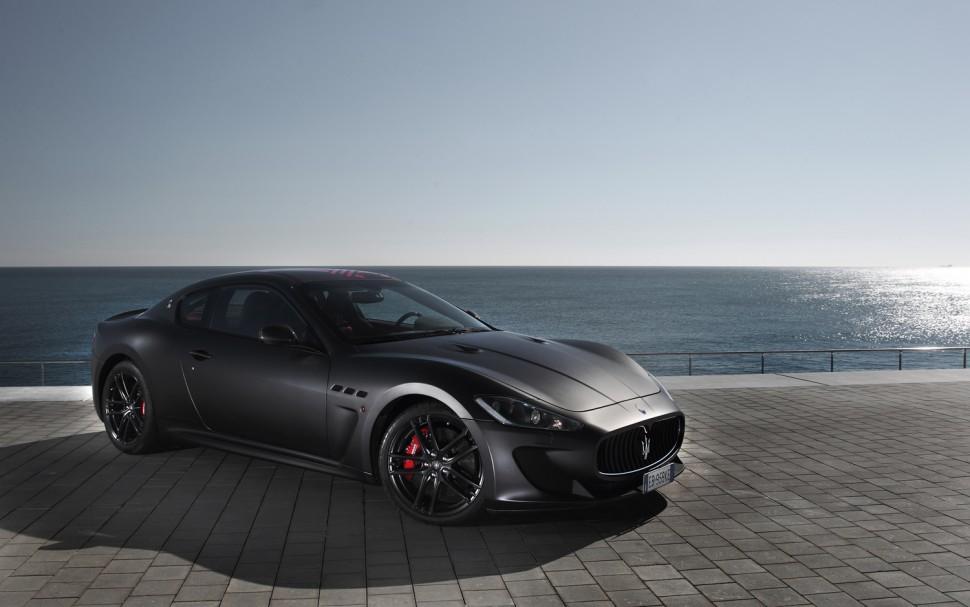 More New Details Emerge on the Maserati GranTurismo and Maserati Alfieri