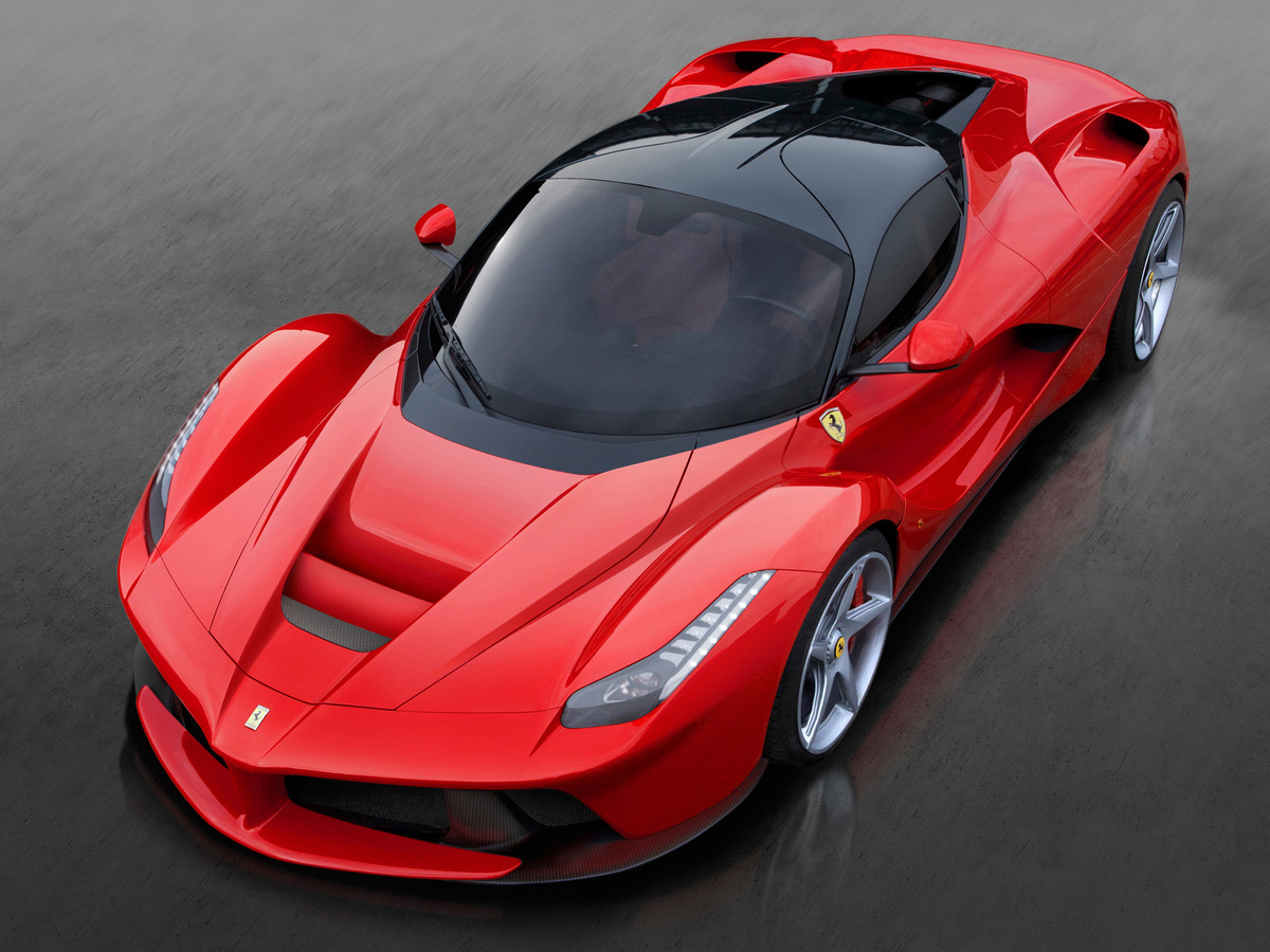 Image result for Ferrari LaFerrari (2.4 seconds) pic