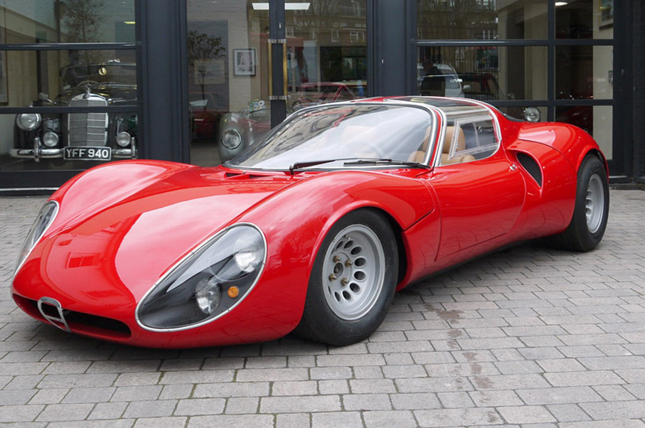 This is Your Chance to Own the Most Beautiful Car in the