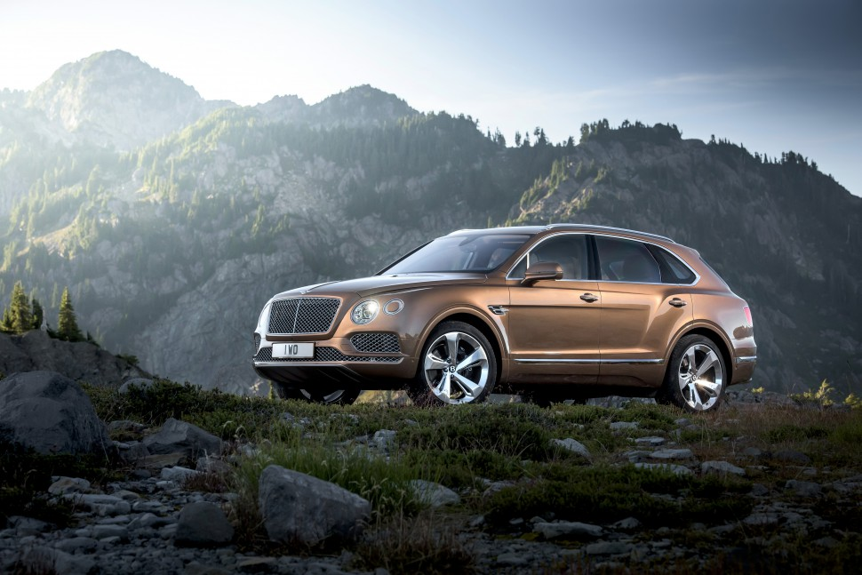 Bentley's New SUV is So Popular You Can't Have One