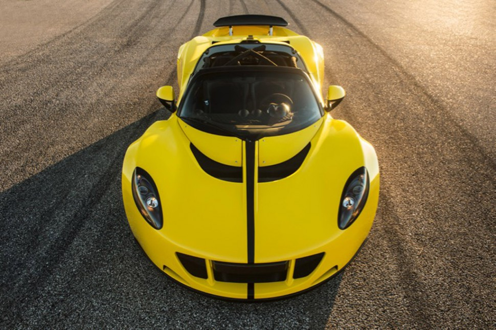 This New Upgraded Hennessey Venom GT Has a Whopping 1451 Horsepower