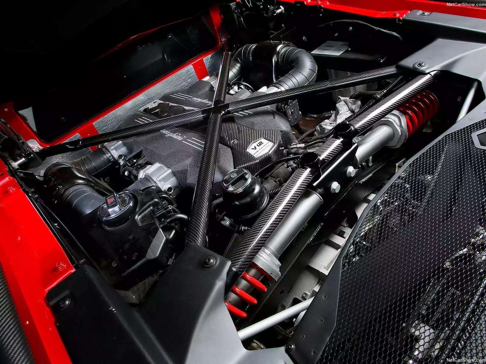 The Lamborghini V12 Will Continue to Vroom Vroom Well Into the Future