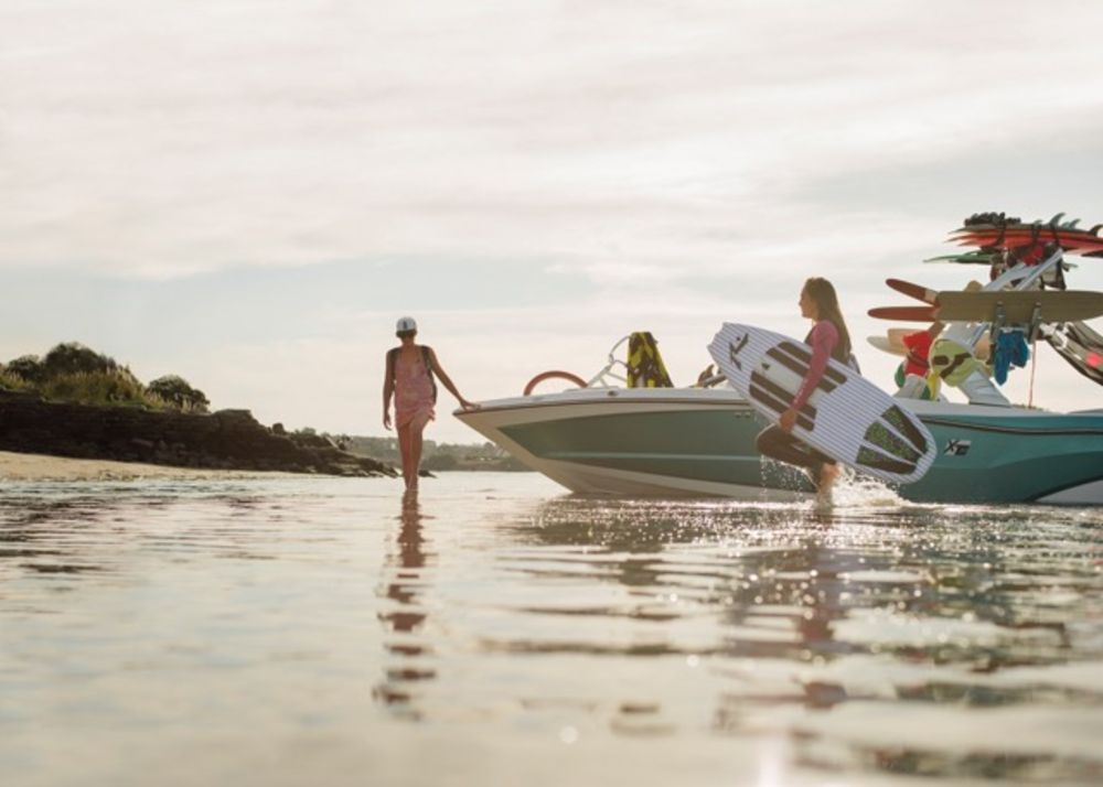 Meet the Mac Daddy of Ski Boats–MasterCraft's New XT23