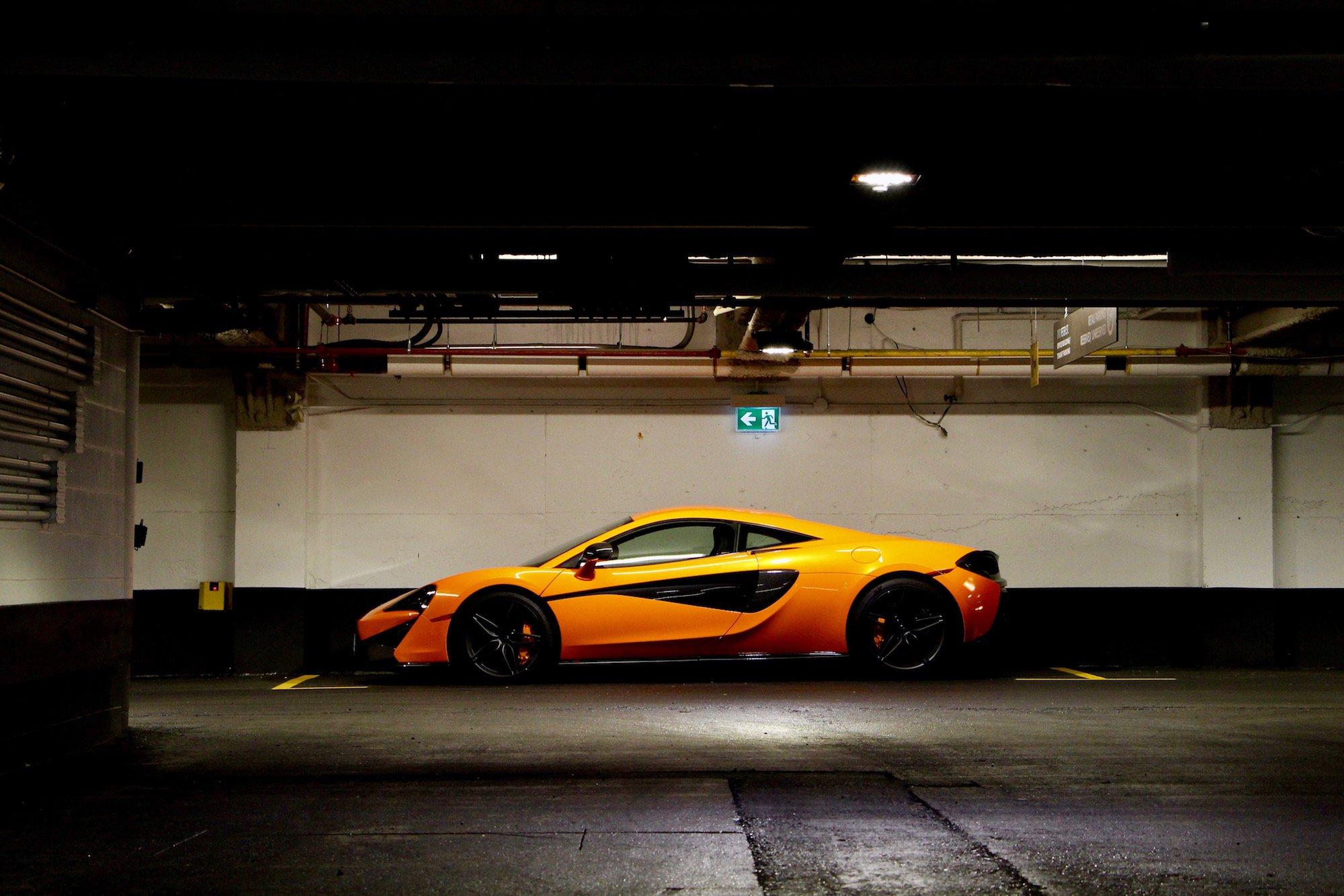 BMW + McLaren = <3