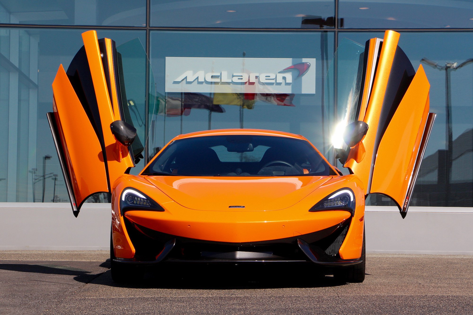 There's a McLaren Coming for Families