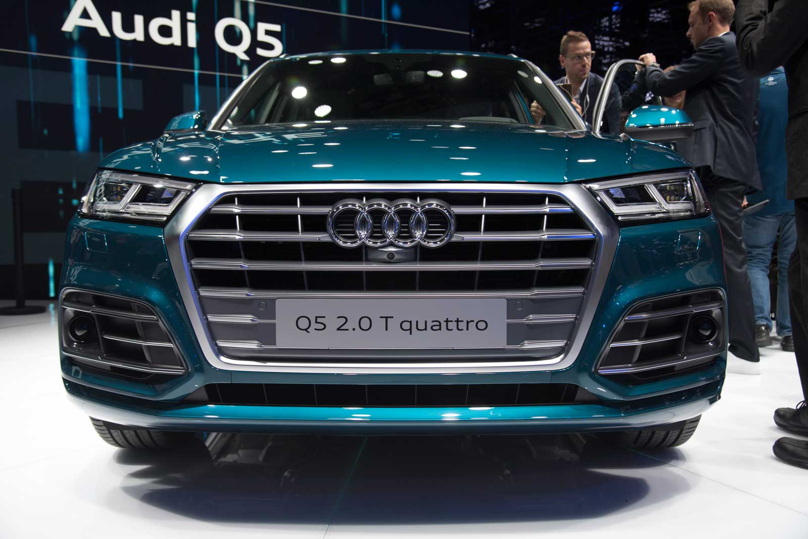 2017 Audi Q5 Larger, Lighter and More Luxurious