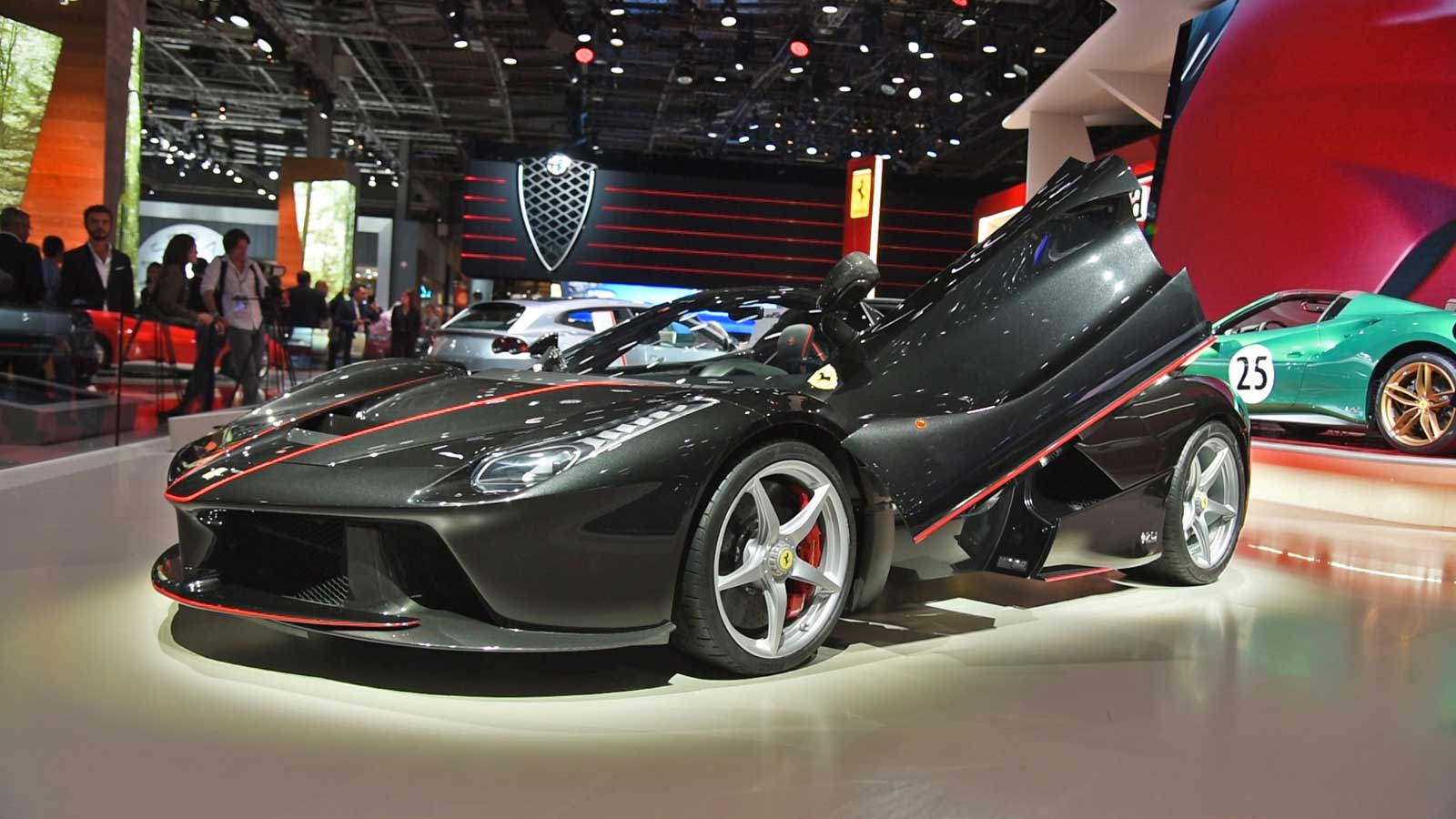 LaFerrari Aperta Debuts and Is Already Sold Out