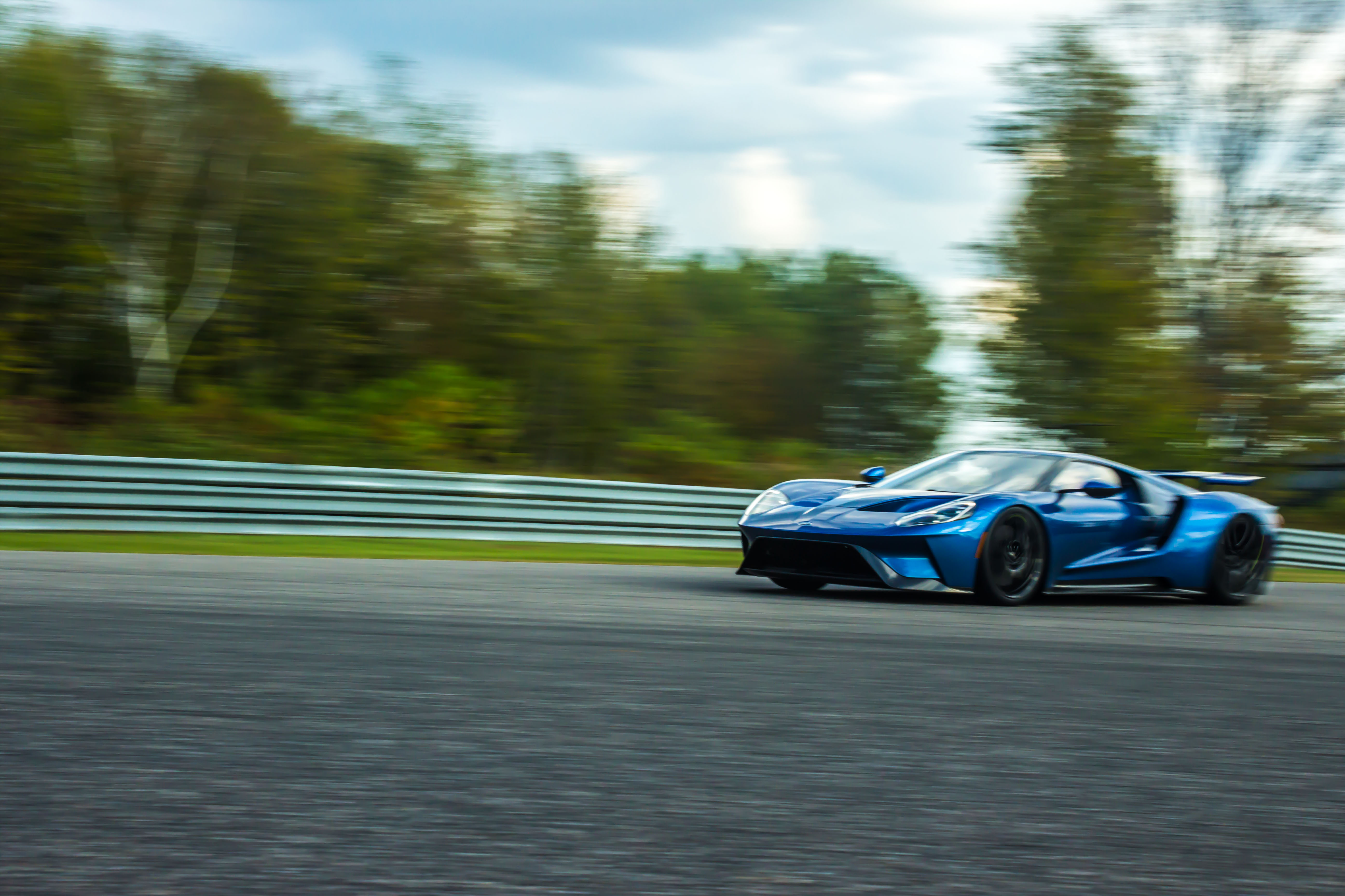 Ford GT Gets an Additional 350 Unit Production Run