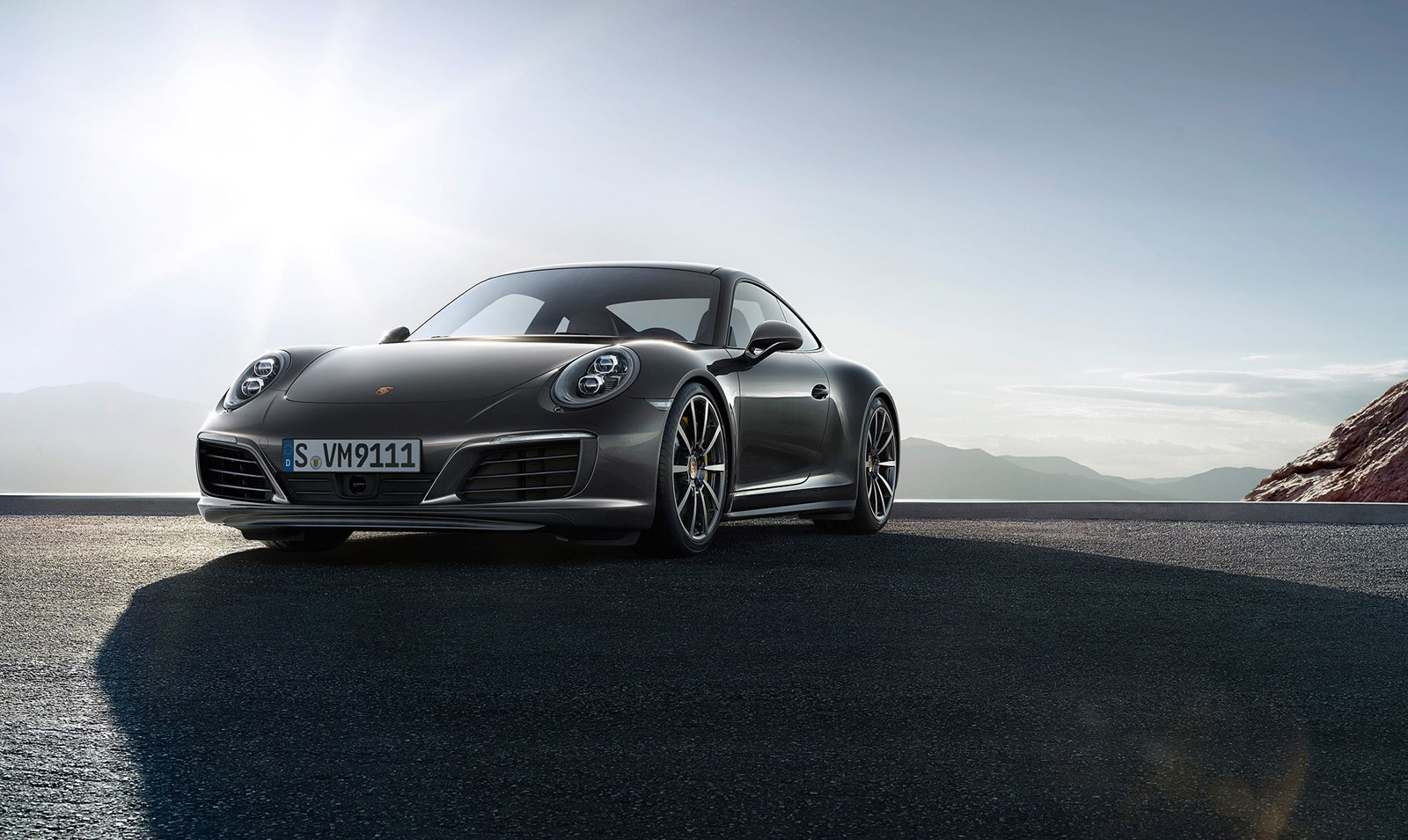 The 2017 Porsche 911 Might Look the Same, but it Has One Massive Surprise