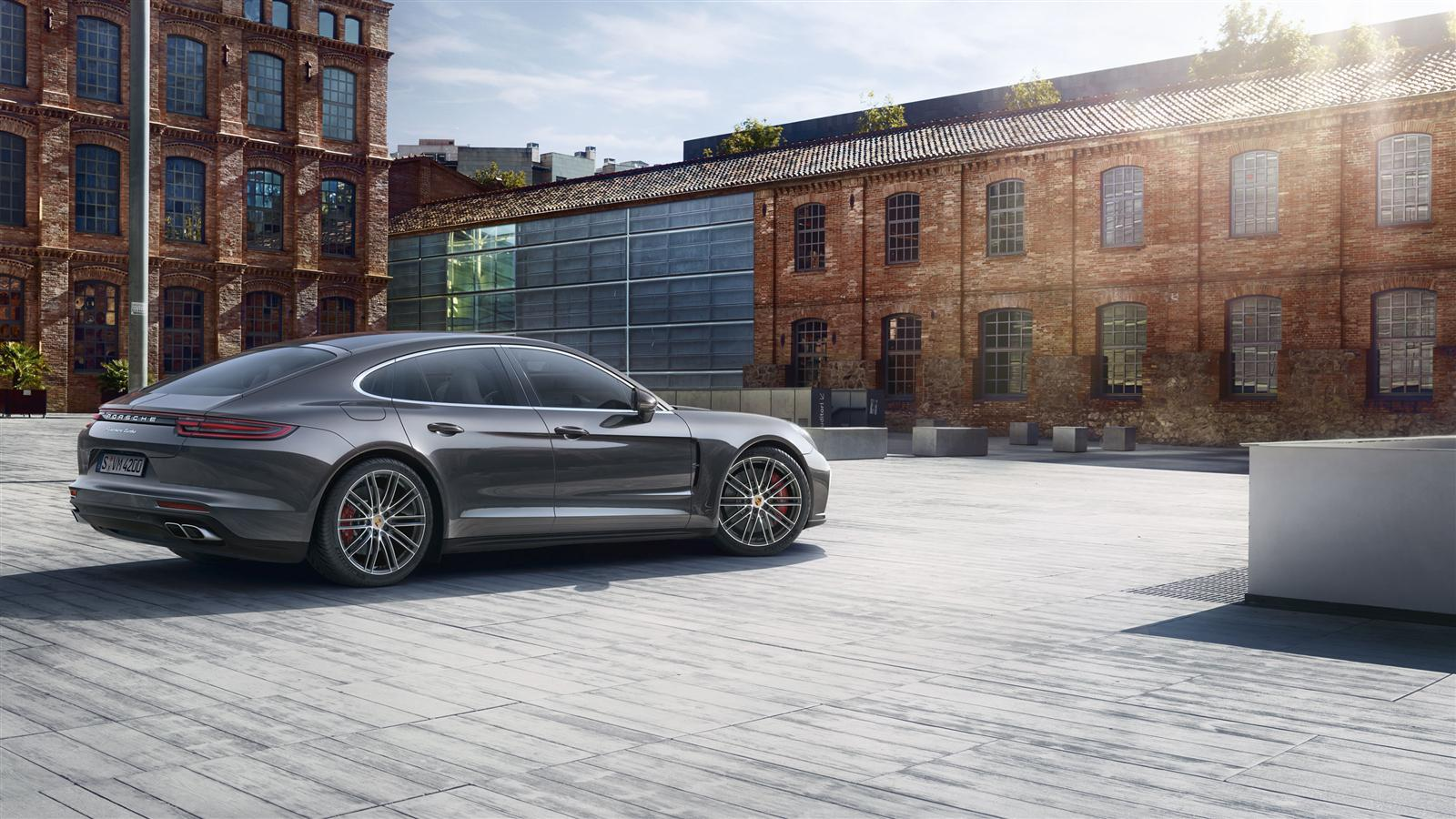 Porsche's New Turbo V8 Will Go Into These Two Luxury Brands