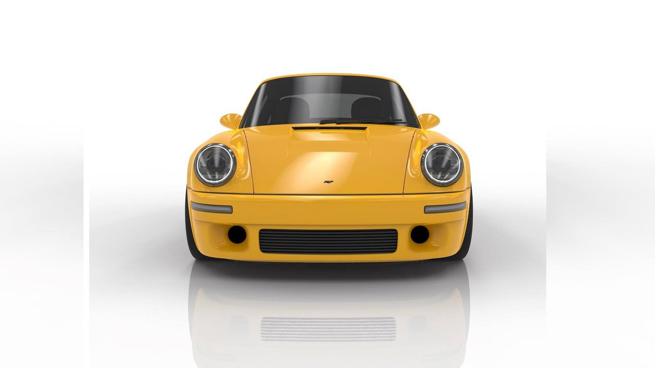 This Bird is Yellow and Excessively Fast: 2017 RUF CTR