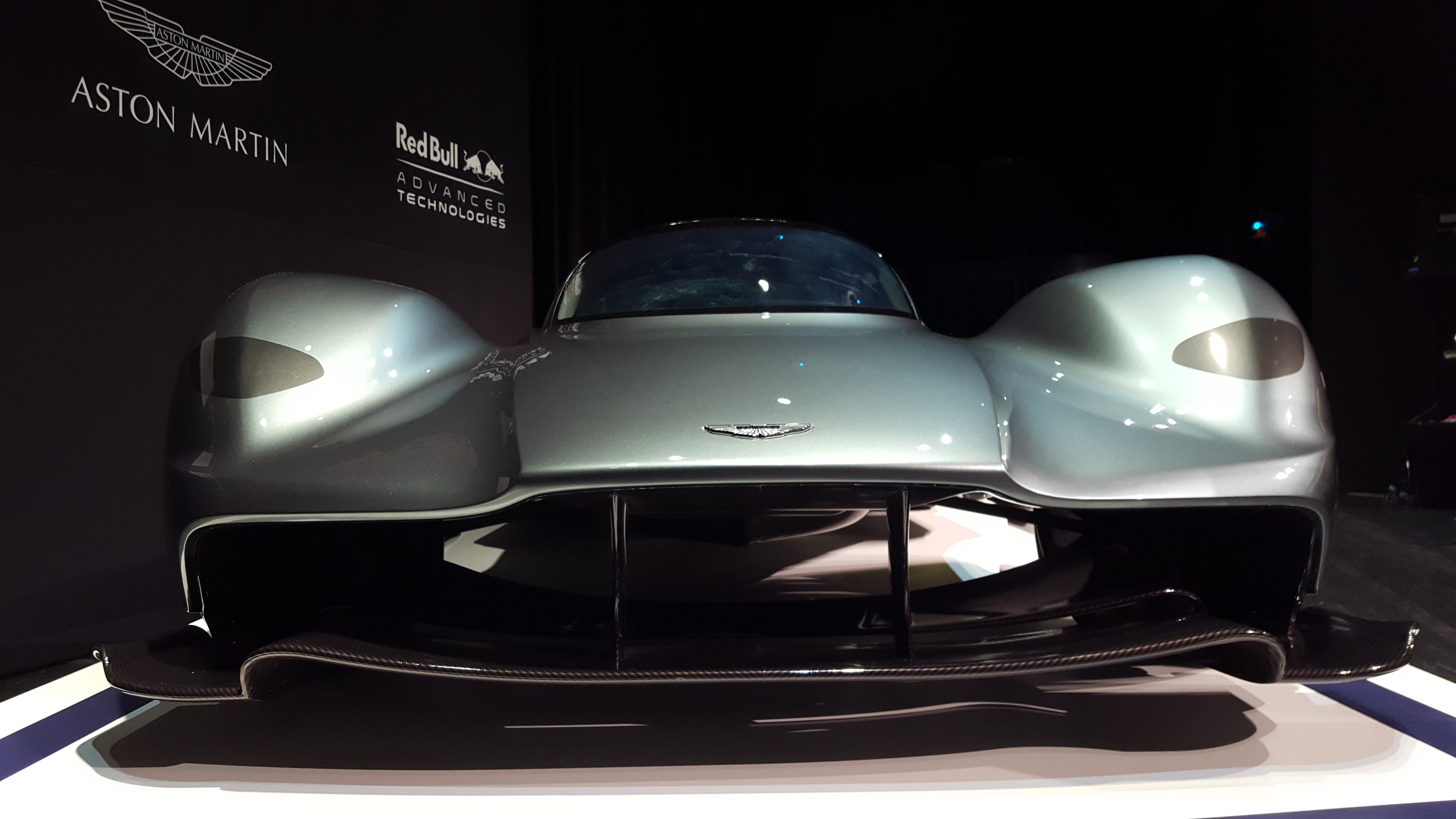 Aston Martin, Chooser of the Slain
