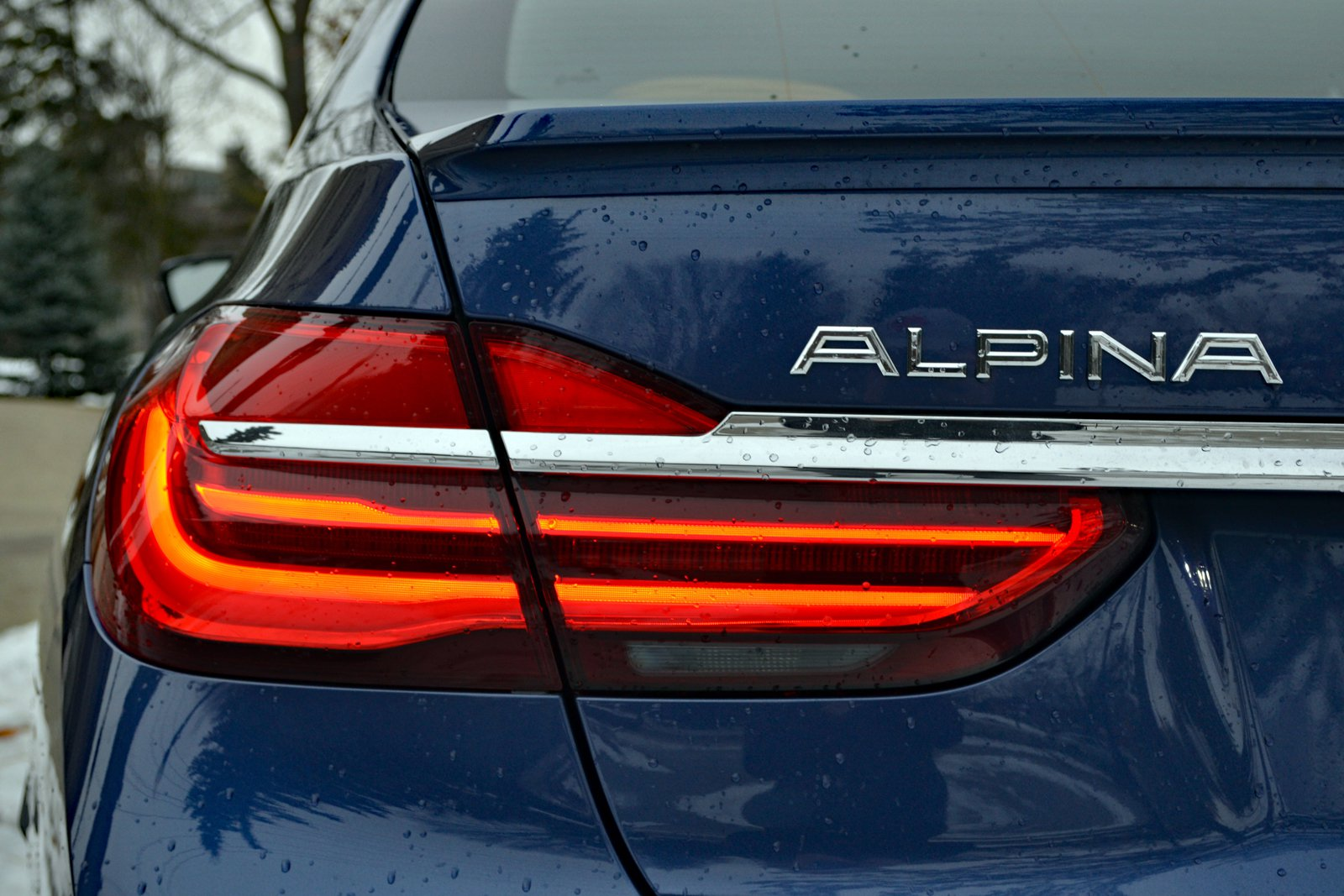 The 2017 Alpina B7 is BMW's Biggest Bombshell for Ballers