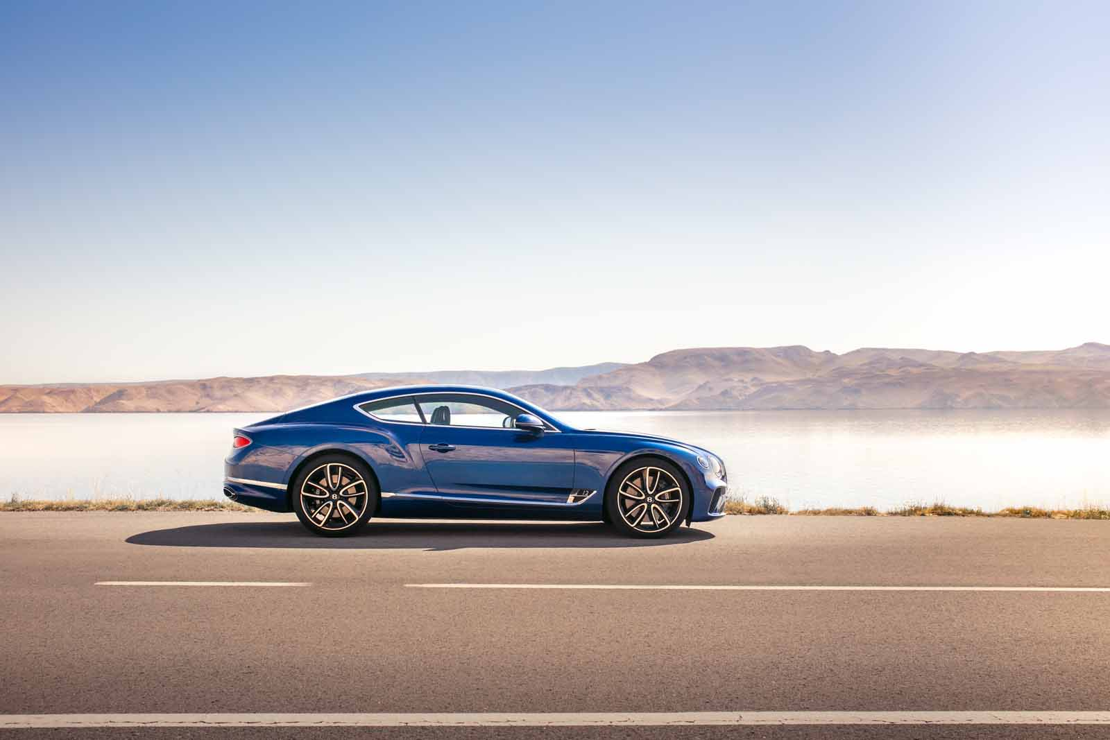 Charming 2018 Bentley Continental GT Aims To Be The Ultimate Grand Tourer