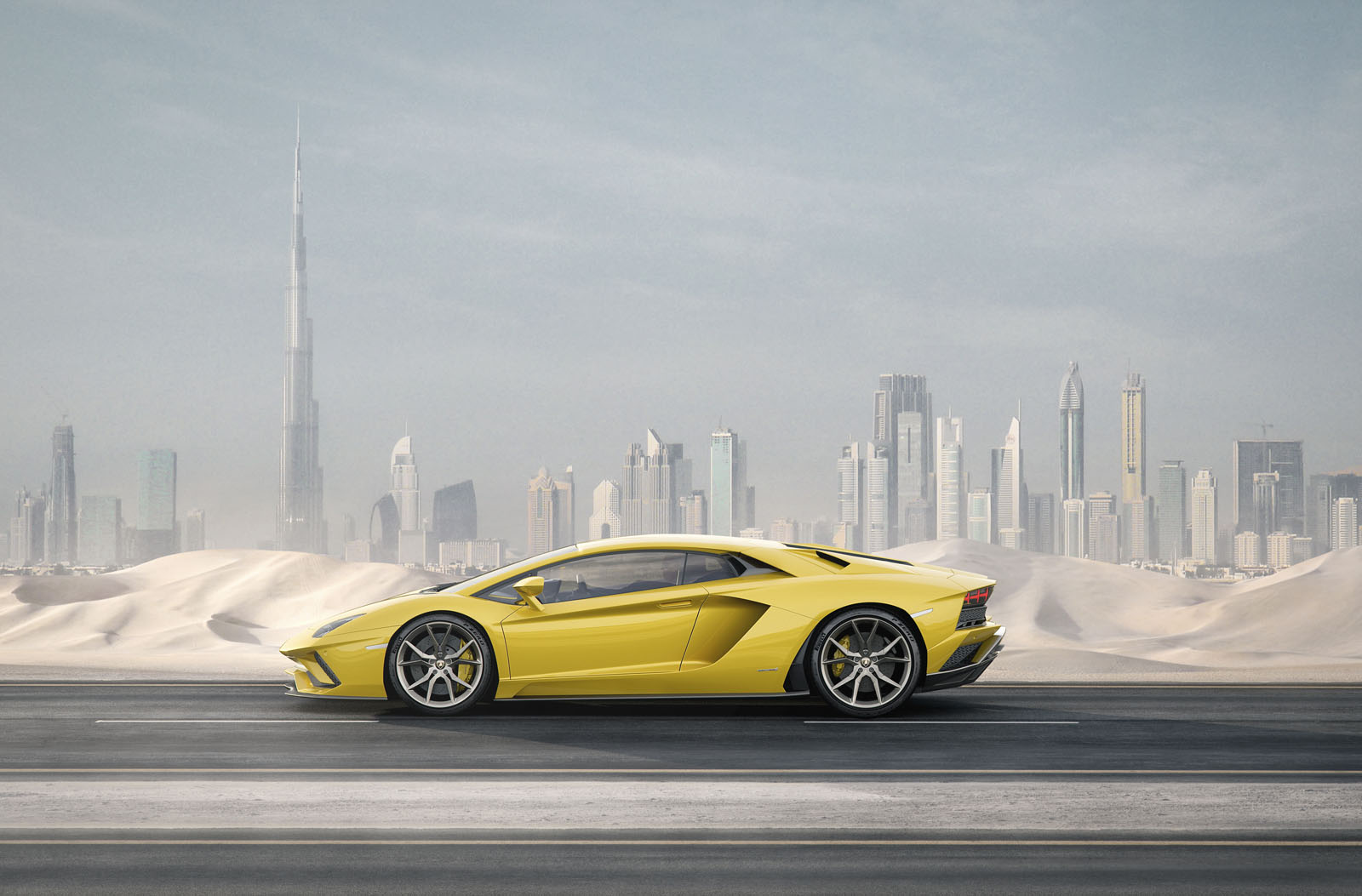 Lamborghini May Have Used A Turbocharged Engine In The Urus SUV, But Donu0027t  Expect The Same For Its Sports Cars.